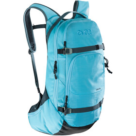 EVOC Line Plecak 18l, heather-neon blue